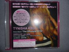 Tynisha Keli/I wish you loved me Radio+Album-Version Promo  2009 Japan 2-Tr./MCD