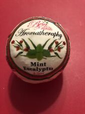 Bela 100% Naturals Aromatherapy Bath Bomb - Mint eucalyptus 4.5 oz