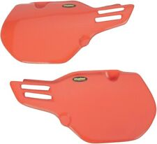 Maier Orange Side Panels - Honda CR125R (85-)