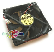 "ADDA AD0912HB-A70GL 92mm x 25mm 2 pin 12v Power Supply Fan w/ 42"" Leads"