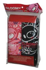 Gloomy Bear The Naughty Grizzly Pink and Black KDS Face Towel Set