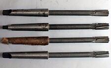 4 pezzi Macchina Alesatore HSS Alesatore MK 1 10 H7