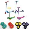 Räder Rollen original Playtive Junior Tri Scooter 100 120 mm Roller Ersatzteile