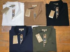 Burberry London Para Hombre Camisa Polo tapeta de verificación Hartford Nova S, M, L, XL, 2xl, 3xl