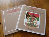 VANUATU 1983 6 COIN BRILLIANT UNCIRCULATED SET AS ISSUED BY THE UK ROYAL MINT.