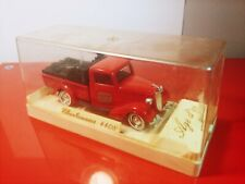 Solido Ford V8 Charbonnier 4408 Made in France
