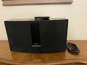 Bose Soundtouch 30 Wi-Fi Series III Music System - Black