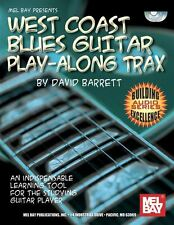 West Coast Blues Guitare Play-Along Trax