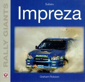 Robson, Graham - Subaru Impreza (Rally Giants)