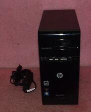 HP Desktop Computer Model P2-1033W_AMD E-300 APU @ 1.30 GHz_3GB RAM_500GB HDD.