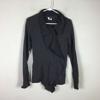We The Free Size M Long Sleeve Sweater Black READ