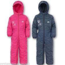 Abrigos y trajes de nieve impermeable para niñas de 0 a 24 meses