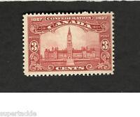 1927 Canada SCOTT #143 CONFEDERATION  MNH stamp F