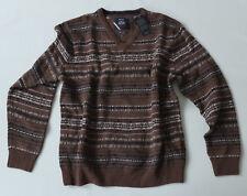 BRAX eleganter Pullover Gr. 52 L XL 80% Wolle NEU Etikett