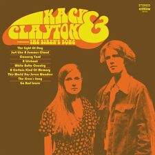 KACY & CLAYTON - THE SIREN'S SONG - NEW VINYL LP