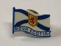 Nove Scotia Flag Lapel Pin Souvenir Hat Pin