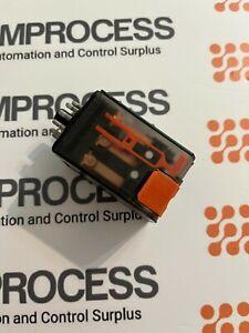 Schrack MT321220 3PDT Socket Mount Non-Latching Relay Plug In, 220V dc