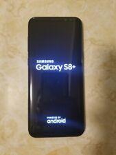 Samsung Galaxy S8 Plus SM-G955 S/K 64GB  Factory Unlocked. LCD SHADOW/Burn.