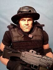"1/6 custom - The EXPENDABLES   - ""TOLL ROAD"""