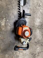 Stihl Hs86T Commercial Hedge Clippers / Trimmers runs great