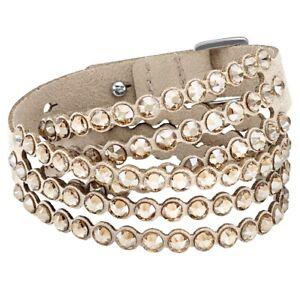 Swarovski Power Collection bracelet Beige