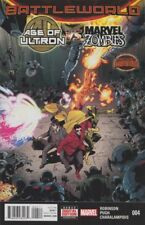Marvel Comics Age of Ultron vs. Marvel Zombies #4 2015 NM-M First Printing