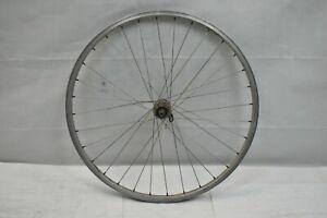 """Mavic 26"""" Rear MTB Wheel Deore XT Freehub Black OLW135 17mm 32S PV QR US Charity"""