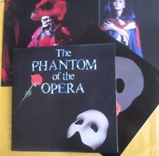 Phantom Of The Opera 2Lp & book - Michael Crawford & Sarah Brightman