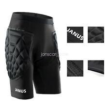 Janus High Density Foam Football Soccer skating Shorts Pants Protective Gear Men