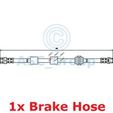 Apec BRAKING 483mm Scheibe Bremssattel Flexibel Gummischlauch Hos3010