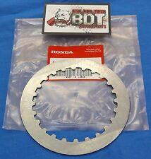 HONDA ATC 350X ATC350X OEM ENGINE CLUTCH STEEL PLATE NEW