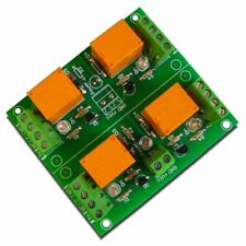 12V 4 Channel Relay Module Board for your AVR, PIC  Project