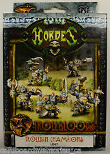 Hordes Trollbloods Trollkin Champions Unit PIP 71069 - NEW