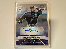 2016 Topps Baseball RANDY JOHNSON Autograph Card Industry Summit Exclusive 10/10