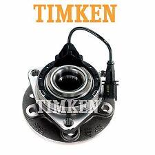 NEW SAAB 9-3 03-11 9-3X 10-11 Front Wheel Bearing and Hub Assembly Timken 513191