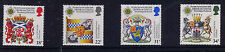 GB 1987 300th ANNIVERSARY of REVIVAL ORDER of the THISTLE SET MNH