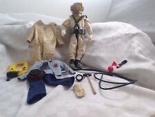 GI Joe DEEP SEA DIVER -- 60's-70's--8 Weight Belt, Extras