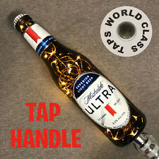lit lighted Michelob Ultra beer Tap Handle draft Marker Keg bar bottle Tapper