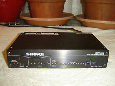 Shure DFR11EQ, Blackface, Digital Equalizer + Feedback Reducer, Vintage Unit