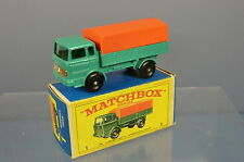 MATCHBOX  LESNEY MODEL  NO.1e MERCEDES TRUCK    MIB