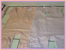 "LOT DE 2 PYJAMAS 1 PIECE ""TEX BABY""  23 MOIS NEUF"