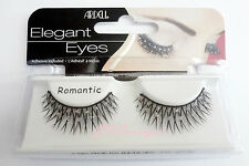NIB~ Ardell Elegant Eyes ROMANTIC False Eyelashes Fake Lashes Black Glitter