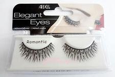 NIB~ Ardell Elegant Eyes ROMANTIC False Eyelashes Fake Lashes Black Glitter