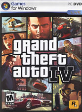 Grand Theft Auto IV  GTA 4 PC Game - Game & Manuals/Maps