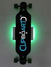Clipboart ® Fixie Wandhalterung Wandhalter 360° Halterung Longboard Skateboard