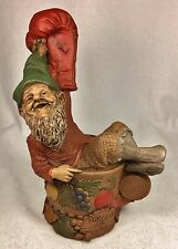 PUNCH-R 1993~Tom Clark Gnome~Cairn Item #5233~Ed #38~COA~Hand Signed~Story