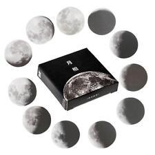 45 Pcs Mondphase Papier Aufkleber Tagebuch Scrapbooking Umschlag Geschenk CC33