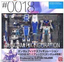 New Bandai GUNDAM FIX FIGURATION #0018 Gundam Alex RX78NT-1 From Japan