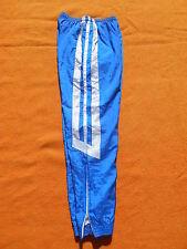 VINTAGE Pantalons Track Pants Trouser Jogging Lined Doublé Old School Retro Game