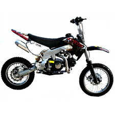 Free Shipping Coolster 214FC New 125cc KLX STYLE Dirt Bike BLACK